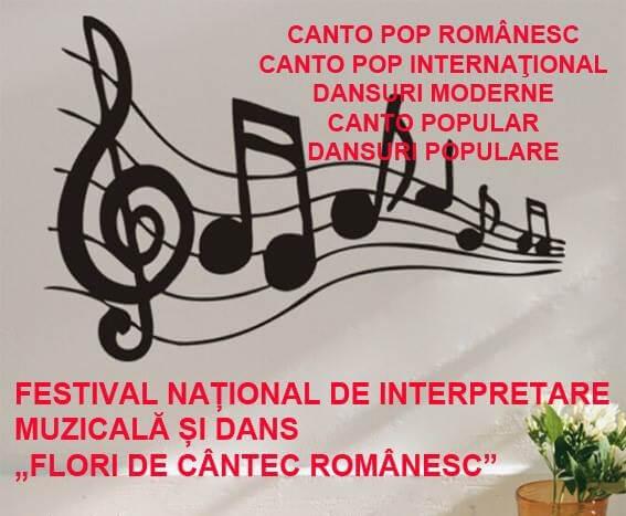 Festivalul de interpretare - Flori de Cantec Romanesc 2018