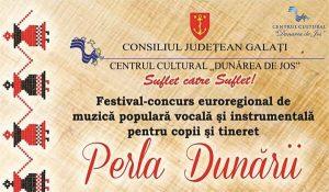 Festivalul de interpretare Vocala si Instrumentala Perla Dunarii 2018