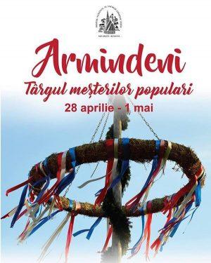 Targul Mesterilor Populari de Armindeni 2018