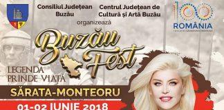 Buzau Fest - editia a II - 2018