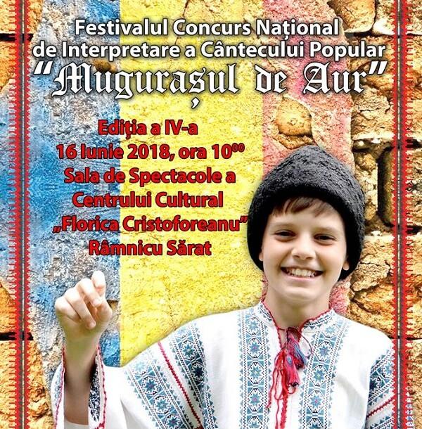 "Festivalul ""Mugurașul de Aur"" 2018"