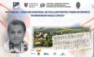 Festivalul de folclor pentru Interpreti In Memoriam Vasile Contiu 2018