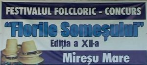"""Festivalul folcloric """"Florile Somesului"""" 2018"""