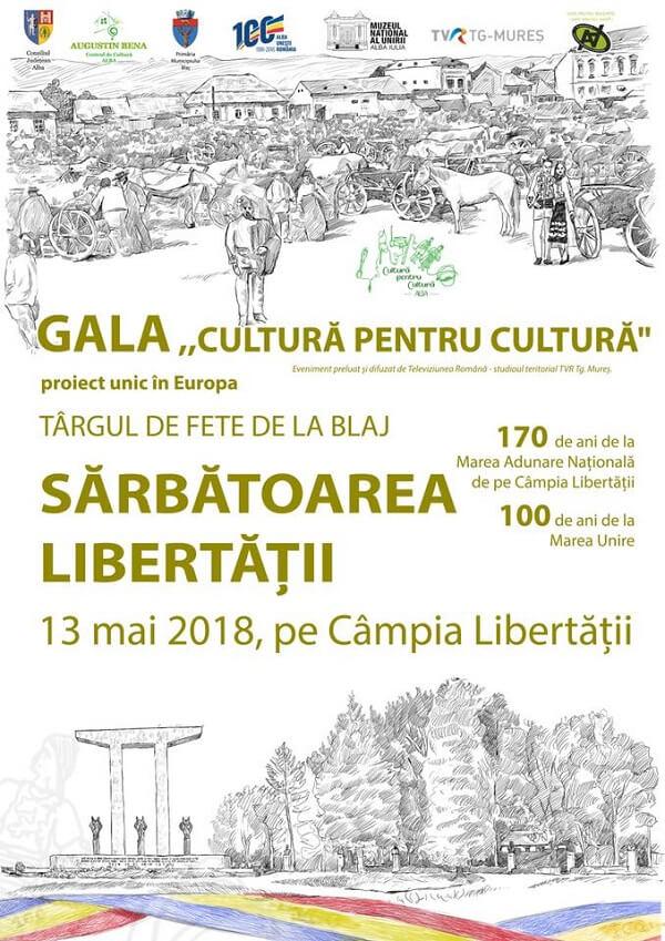Gala Cultura pentru Cultura 2018