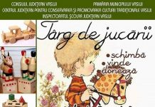 Targ de jucarii, editia a IV-a, Vaslui, 1 iunie 2018