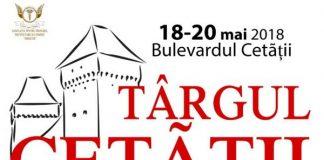 Targul Cetatii la Targul Mures 2018