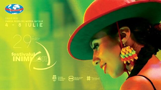 Festivalul Inimilor 2018 - Program