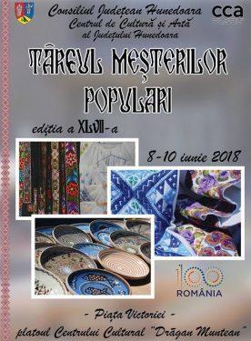 Targului Mesterilor Populari - Hunedoara