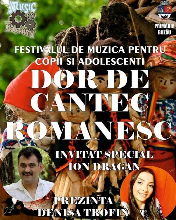Festivalul Dor de Cantec Romanesc 2018