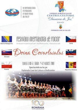 """Festivalul de Folclor """"Doina Covurluiului"""" 2018"""
