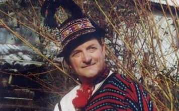Rapsodul Nicolae Sabau