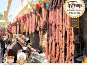 Festivalul Carnatilor de Plescoi din Buzau 2018