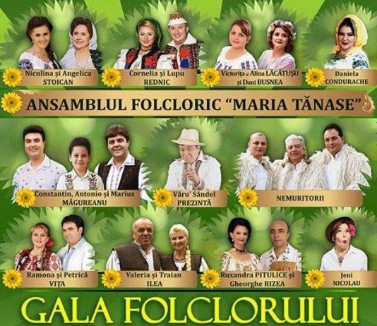 Gala Folclorului Romanesc – Dansul, Muzica si Portul