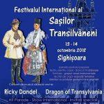 Festivalul International al Sasilor Transilvaneni 2018