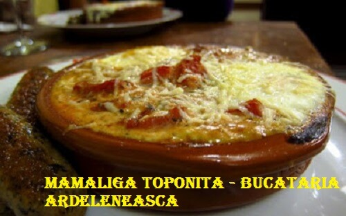 Mamaliga Toponita - Bucataria Ardeleneasca