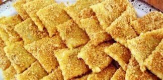 Tache cu pegmez - Un desert delicios