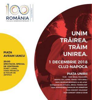 1 decembrie - Cluj 2018