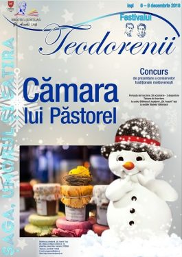 Camara lui Pastorel – Concursul conservelor traditionale moldovenesti
