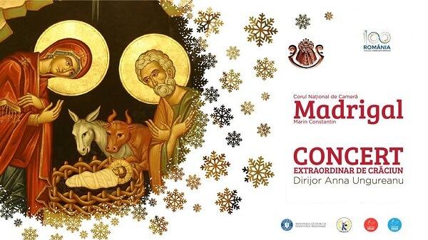 "Corului National de Camera ""Madrigal – Marin Constantin"