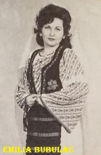 Emilia Bubulac - Trofeul Oscar pentru Folclor