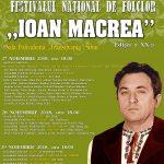 Festivalul National de Folclor Ioan Macrea 2018