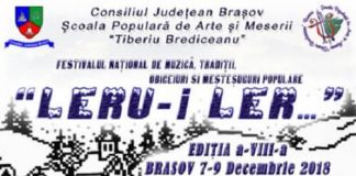 Festivalul national Leru'i Ler 2018