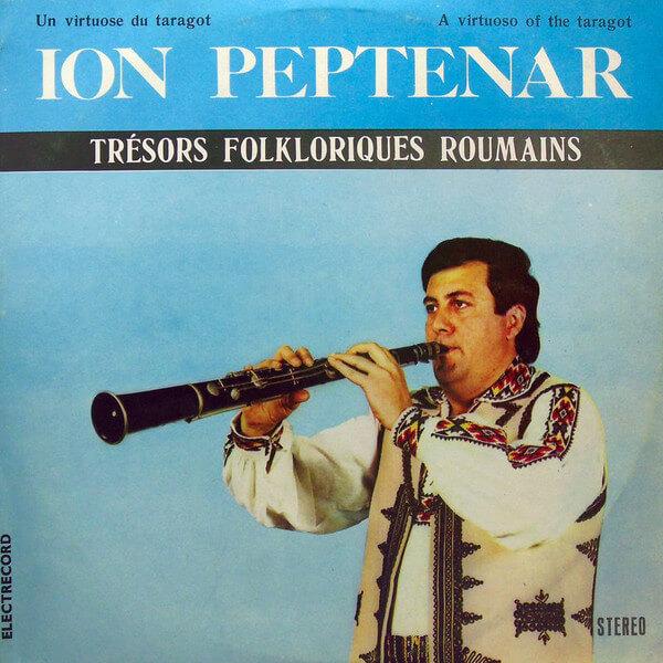 Ion Peptenar - Un virtuose du taragot