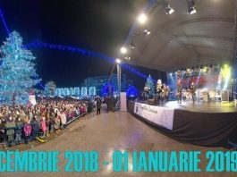 Targul de Craciun de la Mioveni 2018