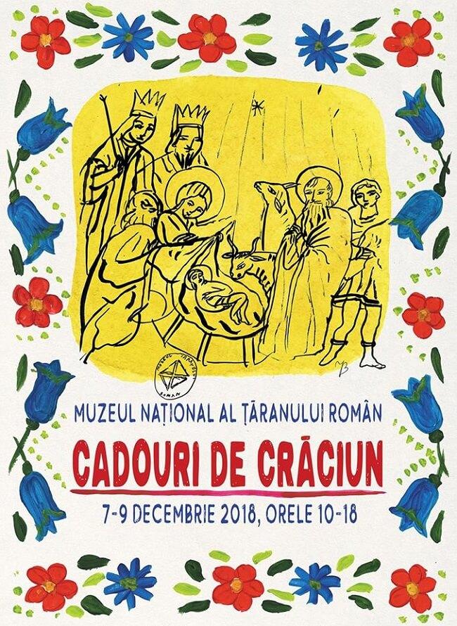 Cadouri de Craciun - Muzeul National al Taranului Roman