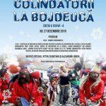 Colindatorii la Bojdeuca - editia 2018