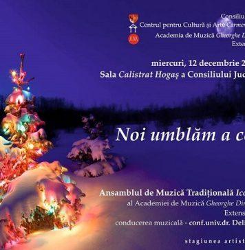 Concert Colinde - Noi umblam a colinda 2018