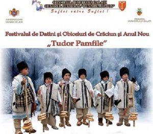 Festivalul de Datini si Obiceiuri de Craciun si Anul Nou Tudor Pamfile