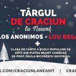 Targul de Craciun la Neamt 2018