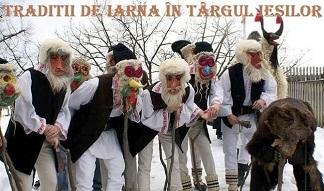 Traditii de iarna in Targul Iesilor 2018