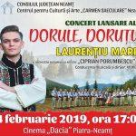 Dorule Dorutule - Primul album discografic al artistului Laurentiu Marian