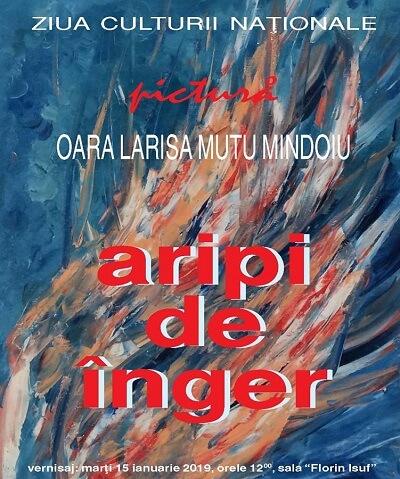 Expozitie de pictura Aripi de inger 2019