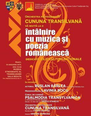 Ziua Culturii Nationale la Muzeul Etnografic al Transilvaniei