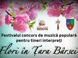 "Festivalul Muzica Populara pentru Tineri Interpreti ,,Flori in Tara Barsei"" 2019"