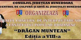 Festivalul de interpretare vocala - Dragan Muntean 2019