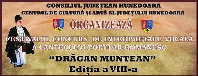 Festivalul de interpretare vocala - Dragan Muntean 2019