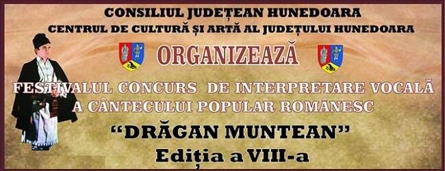 Festivalul de interpretare vocală - Drăgan Muntean 2019