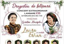 Laura Erhan - Lansare CD Dragostea de fetisoara
