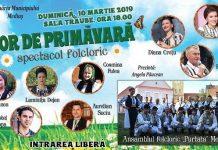 Spectacol folcloric - Dor de Primavara