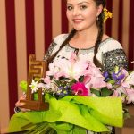 """Alexandra Diana Dan cucereste Trofeul """"Florile Ceahlaului"""""""