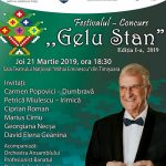 Festivalul - Concurs Gelu Stan 2019