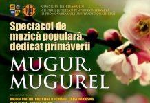 Spectacol de Muzica Populara dedicat primaverii Mugur, Mugurel