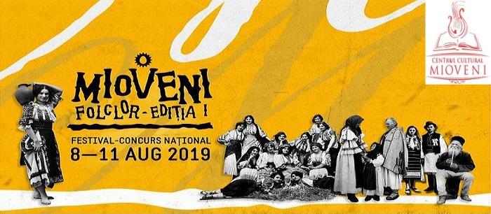 """Festivalul Național de Folclor """"Mioveni"""" 2019"""