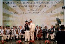 Triumf al Scolii de Arte Cluj la Festivalul Meleaguri Brancusiene, Editia a IV-a