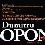 Festivalul Dumitru Sopon 2019