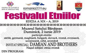 Festivalul Etniilor, editia a XIX-a